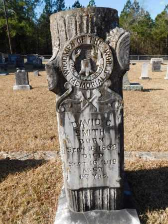 SMITH, DAVID C - Union County, Arkansas | DAVID C SMITH - Arkansas Gravestone Photos