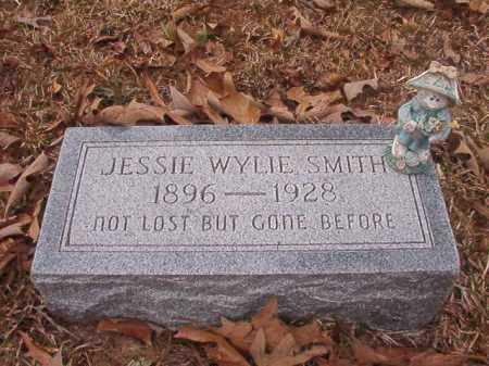 SMITH, JESSIE WYLIE - Union County, Arkansas | JESSIE WYLIE SMITH - Arkansas Gravestone Photos