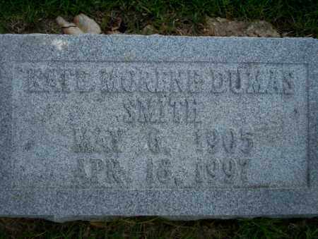 SMITH, KATE MORENE - Union County, Arkansas | KATE MORENE SMITH - Arkansas Gravestone Photos