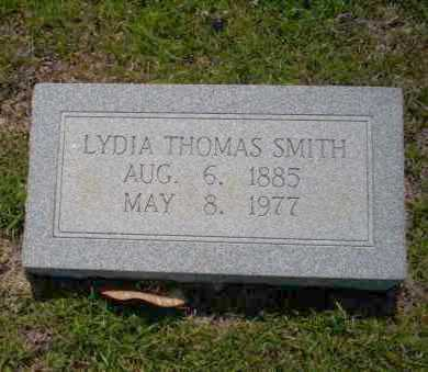 THOMAS SMITH, LYDIA - Union County, Arkansas | LYDIA THOMAS SMITH - Arkansas Gravestone Photos