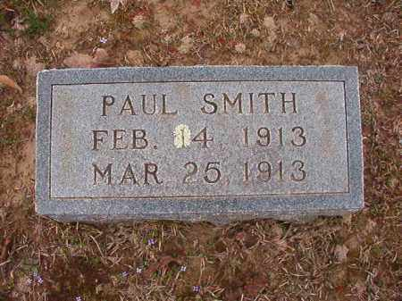 SMITH, PAUL - Union County, Arkansas | PAUL SMITH - Arkansas Gravestone Photos