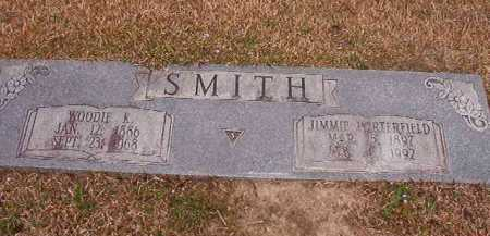 PORTERFIELD SMITH, JIMMIE - Union County, Arkansas | JIMMIE PORTERFIELD SMITH - Arkansas Gravestone Photos