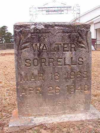 SORRELLS, WALTER - Union County, Arkansas | WALTER SORRELLS - Arkansas Gravestone Photos
