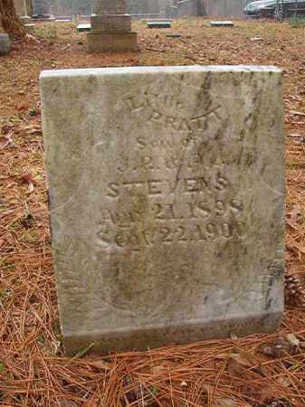 STEVENS, PRATT - Union County, Arkansas | PRATT STEVENS - Arkansas Gravestone Photos