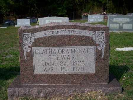 STEWART, CLATHA ORA - Union County, Arkansas | CLATHA ORA STEWART - Arkansas Gravestone Photos
