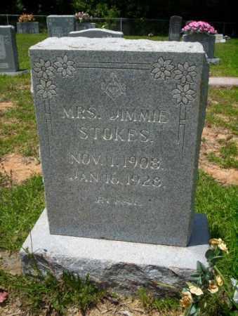 STOKES, MRS JIMMIE - Union County, Arkansas | MRS JIMMIE STOKES - Arkansas Gravestone Photos