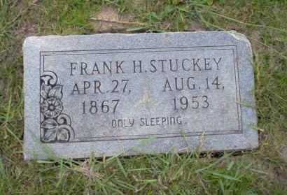 STUCKEY, FRANK H - Union County, Arkansas | FRANK H STUCKEY - Arkansas Gravestone Photos