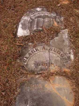 SUGGS, CLARK A - Union County, Arkansas | CLARK A SUGGS - Arkansas Gravestone Photos