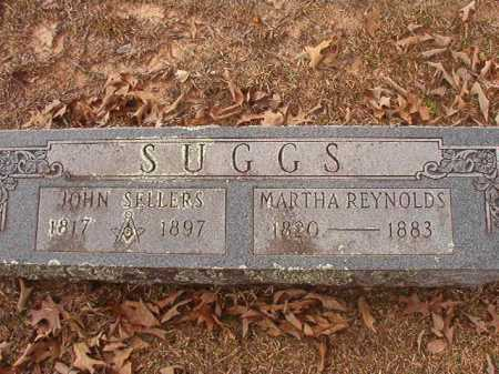 SUGGS, MARTHA - Union County, Arkansas | MARTHA SUGGS - Arkansas Gravestone Photos
