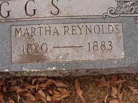 REYNOLDS SUGGS, MARTHA - Union County, Arkansas | MARTHA REYNOLDS SUGGS - Arkansas Gravestone Photos