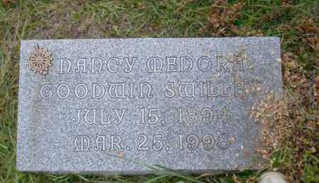 SWILLEY, NANCY MEDORA - Union County, Arkansas | NANCY MEDORA SWILLEY - Arkansas Gravestone Photos