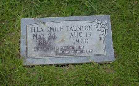 TAUNTON, ELLA - Union County, Arkansas | ELLA TAUNTON - Arkansas Gravestone Photos