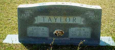 TAYLOR, LUDA M. - Union County, Arkansas | LUDA M. TAYLOR - Arkansas Gravestone Photos