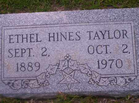 TAYLOR, ETHEL - Union County, Arkansas | ETHEL TAYLOR - Arkansas Gravestone Photos