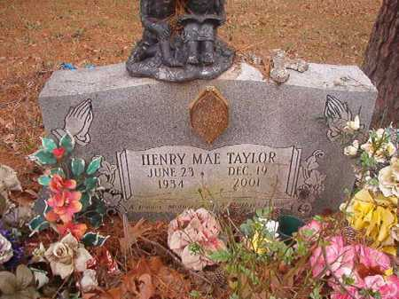 TAYLOR, HENRY MAE - Union County, Arkansas | HENRY MAE TAYLOR - Arkansas Gravestone Photos