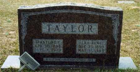TAYLOR, STANFORD - Union County, Arkansas | STANFORD TAYLOR - Arkansas Gravestone Photos