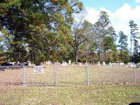 *TEEL CEMETERY OVERVIEW,  - Union County, Arkansas |  *TEEL CEMETERY OVERVIEW - Arkansas Gravestone Photos