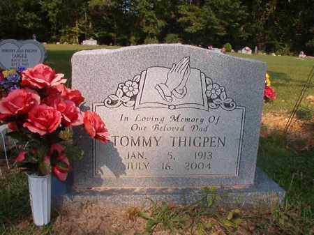 THIGPEN, TOMMY - Union County, Arkansas | TOMMY THIGPEN - Arkansas Gravestone Photos
