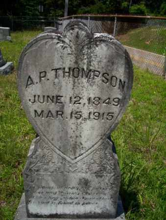 THOMPSON, A.P. - Union County, Arkansas | A.P. THOMPSON - Arkansas Gravestone Photos