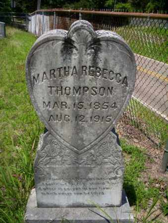 THOMPSON, MARTHA REBECCA - Union County, Arkansas | MARTHA REBECCA THOMPSON - Arkansas Gravestone Photos