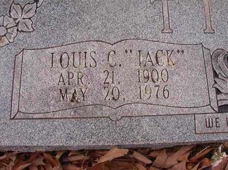 "TIPPY, LOUIS C ""JACK"" - Union County, Arkansas 