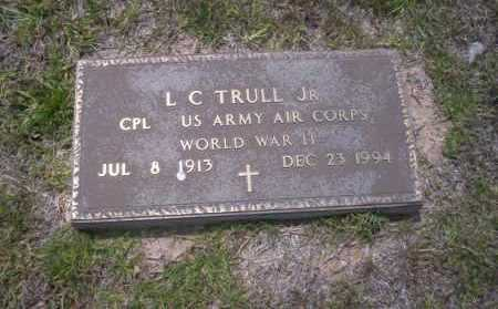 TRULL, JR. (VETERAN WWII), L.C. - Union County, Arkansas | L.C. TRULL, JR. (VETERAN WWII) - Arkansas Gravestone Photos