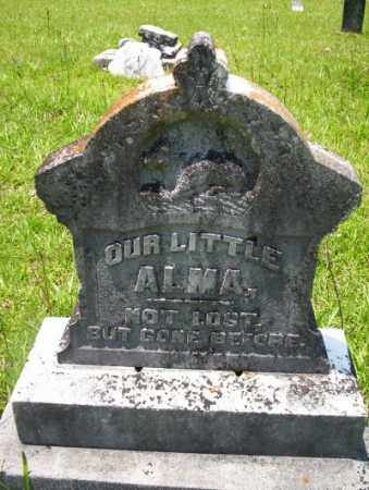 UNKNOWN, ALMA - Union County, Arkansas | ALMA UNKNOWN - Arkansas Gravestone Photos