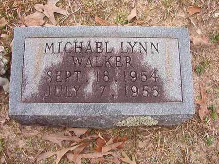 WALKER, MICHAEL LYNN - Union County, Arkansas | MICHAEL LYNN WALKER - Arkansas Gravestone Photos