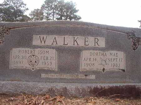 WALKER, ROBERT ISOM - Union County, Arkansas | ROBERT ISOM WALKER - Arkansas Gravestone Photos