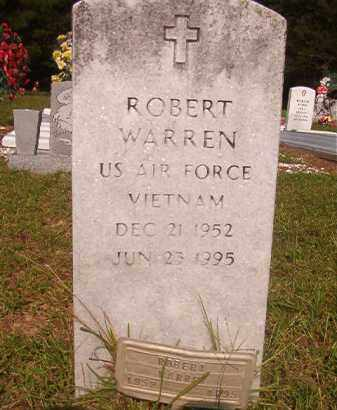 WARREN (VETERAN VIET), ROBERT - Union County, Arkansas | ROBERT WARREN (VETERAN VIET) - Arkansas Gravestone Photos