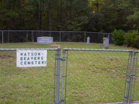 *WATSON-BEAVERS OVERVIEW,  - Union County, Arkansas |  *WATSON-BEAVERS OVERVIEW - Arkansas Gravestone Photos