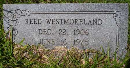 WESTMORELAND, REED - Union County, Arkansas | REED WESTMORELAND - Arkansas Gravestone Photos