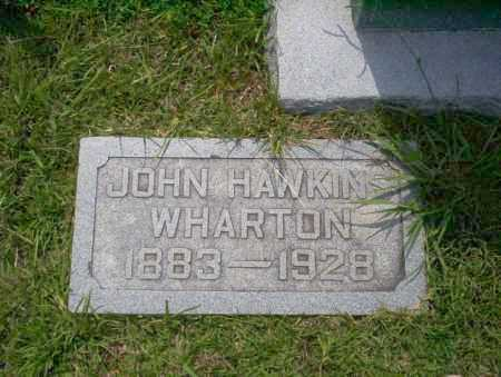 WHARTON, JOHN HAWKINS (BIO) - Union County, Arkansas | JOHN HAWKINS (BIO) WHARTON - Arkansas Gravestone Photos