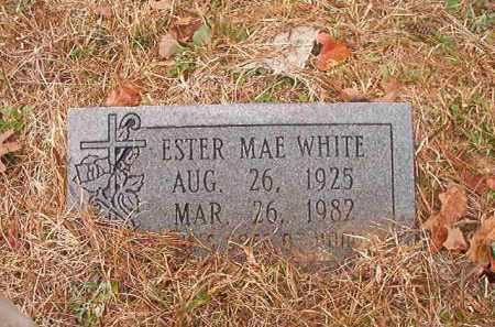 WHITE, ESTER MAE - Union County, Arkansas | ESTER MAE WHITE - Arkansas Gravestone Photos