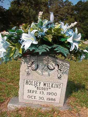 "WILKINS, HOLSEY ""BUDDY"" - Union County, Arkansas | HOLSEY ""BUDDY"" WILKINS - Arkansas Gravestone Photos"