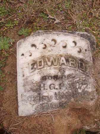 WILLIAMS, EDWARD - Union County, Arkansas | EDWARD WILLIAMS - Arkansas Gravestone Photos