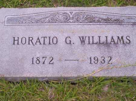 WILLIAMS, HORATIO G. - Union County, Arkansas | HORATIO G. WILLIAMS - Arkansas Gravestone Photos
