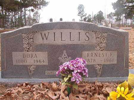 WILLIS, DORA - Union County, Arkansas | DORA WILLIS - Arkansas Gravestone Photos