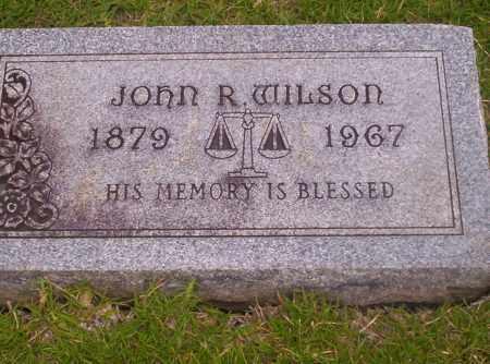 WILSON, JOHN R - Union County, Arkansas | JOHN R WILSON - Arkansas Gravestone Photos