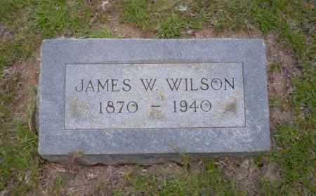 WILSON, JAMES W - Union County, Arkansas | JAMES W WILSON - Arkansas Gravestone Photos