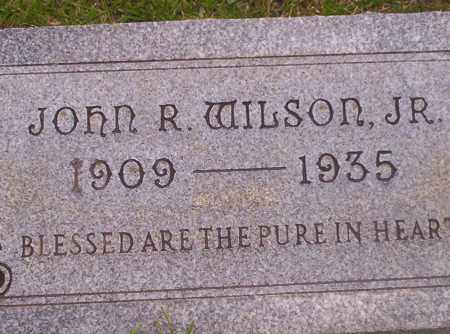 WILSON JR., JOHN R - Union County, Arkansas | JOHN R WILSON JR. - Arkansas Gravestone Photos