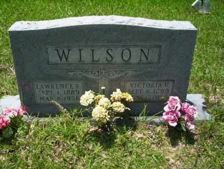 WILSON, LAWRENCE D - Union County, Arkansas | LAWRENCE D WILSON - Arkansas Gravestone Photos