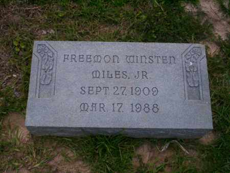 WINSTEN, FREEMON - Union County, Arkansas | FREEMON WINSTEN - Arkansas Gravestone Photos