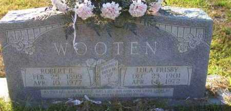 WOOTEN, ROBERT B. - Union County, Arkansas | ROBERT B. WOOTEN - Arkansas Gravestone Photos