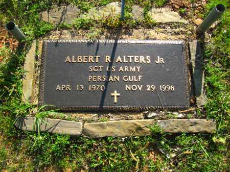 ALTERS JR  (VETERAN PGW), ALBERT R. - Van Buren County, Arkansas | ALBERT R. ALTERS JR  (VETERAN PGW) - Arkansas Gravestone Photos