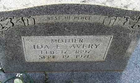 AVERY, IDA - Van Buren County, Arkansas | IDA AVERY - Arkansas Gravestone Photos