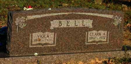 BELL, CLARK A - Van Buren County, Arkansas | CLARK A BELL - Arkansas Gravestone Photos