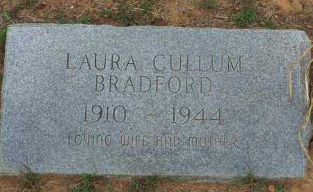 BRADFORD, LAURA - Van Buren County, Arkansas | LAURA BRADFORD - Arkansas Gravestone Photos
