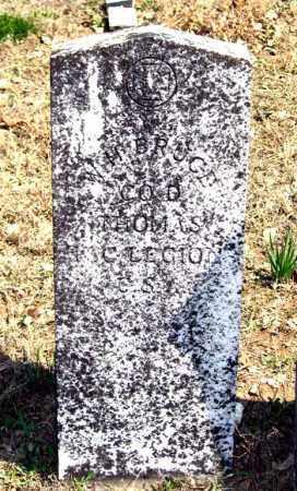 BRUCE (VETERAN CSA), W H - Van Buren County, Arkansas | W H BRUCE (VETERAN CSA) - Arkansas Gravestone Photos