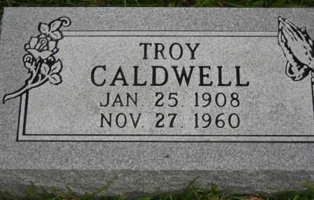 CALDWELL, TROY - Van Buren County, Arkansas | TROY CALDWELL - Arkansas Gravestone Photos